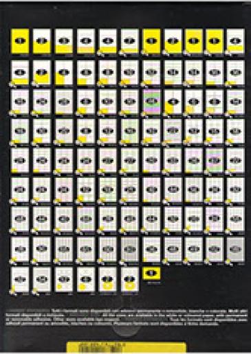 Самоклеющиеся этикетки А4 SMART 105x148