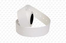 Этикет-лента 21х12х1000 белая,прямоугольная