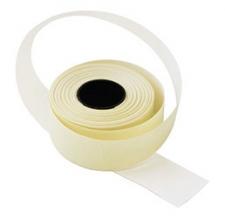 Этикет-лента 26X16 белая, прямоугольная