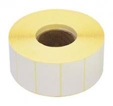 Термо-этикетка ЭКО 30 х 20 мм в 2 ручья