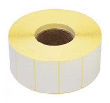 Термо ТОП этикетка 30 х 20 мм